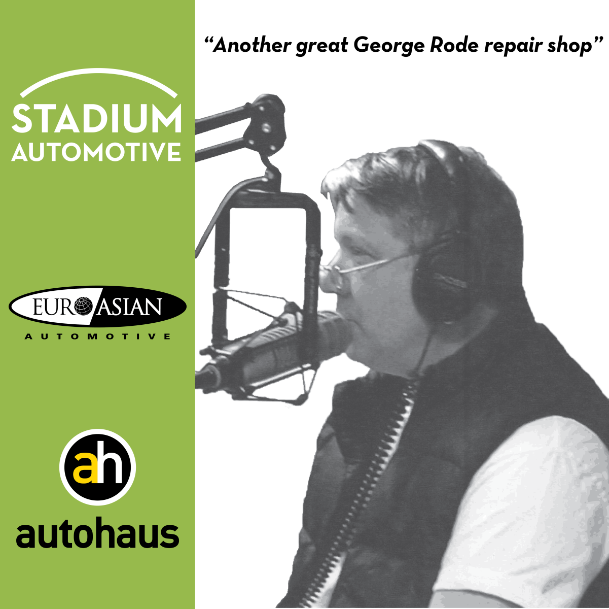 George Rode radio show segment July 19th, 2016