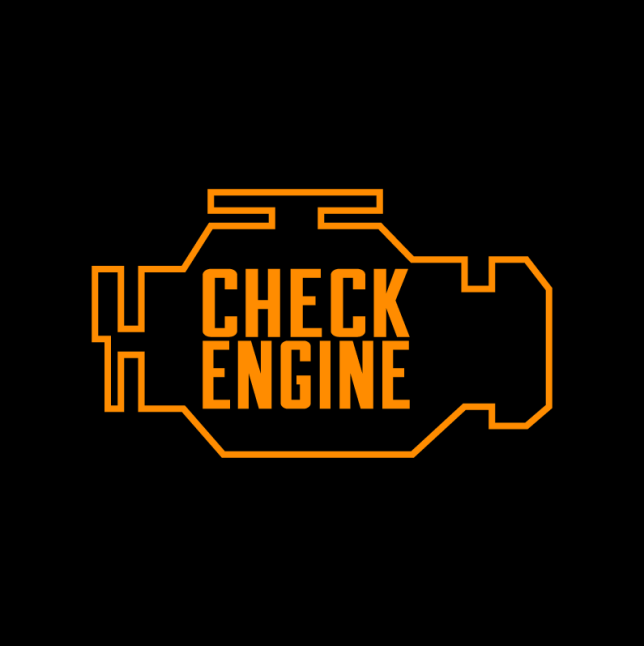 Check-engine light matters